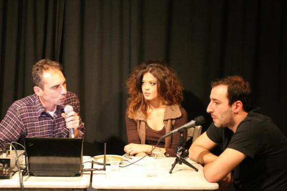 Ραδιόφωνική εκπομπή από το ραδιο ΙΣΤΟΦΩΝΟ στην ΠΟΛΙΤΕΙΑ. ΣΥΝΕΝΤΑΥΞΗ ΤΟΥ Γ. ΧΑΤΖΗΠΑΥΛΟΥ