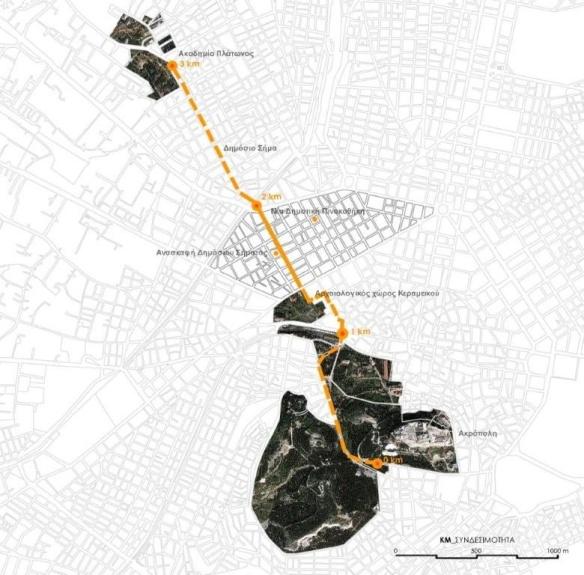 392579-Προτεινόμενη_διαδρομή_σύνδεση_αρχαιολογικών_χώρων_Αθήνας